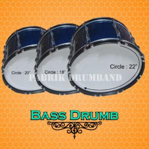 pabrik drumband smp bass