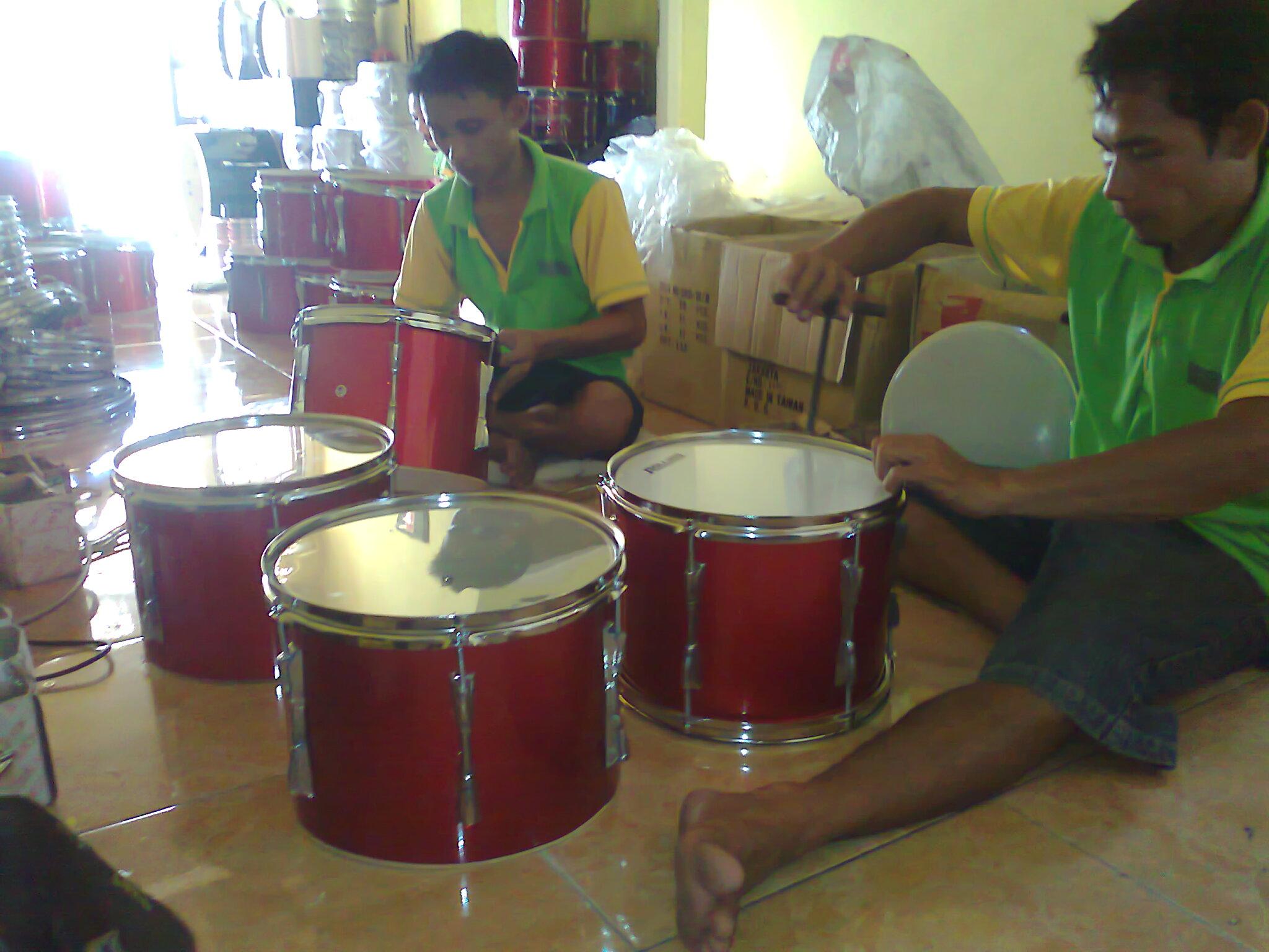 produksi drumband bantul