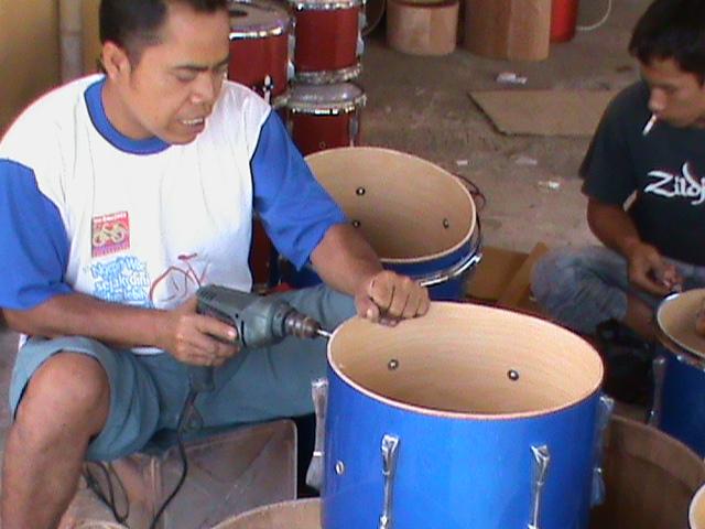 produksi drumband jogja