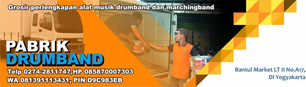 √ Jual Alat Drumband, Jual alat marchingband, Jual drumband, Tk, SD, SMP dan SMA Terbesar dan Terlengkap Di Jogja