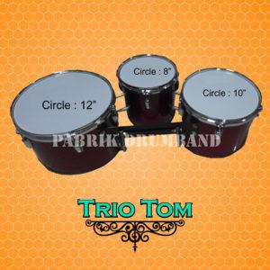 pabrik drumband smp trio
