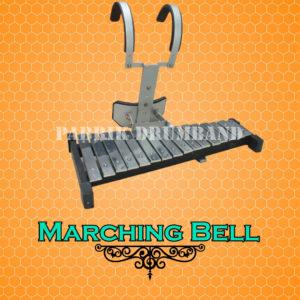 pabrik drumband tk marching bell