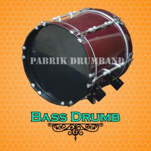 pabrik marchingband sd bass