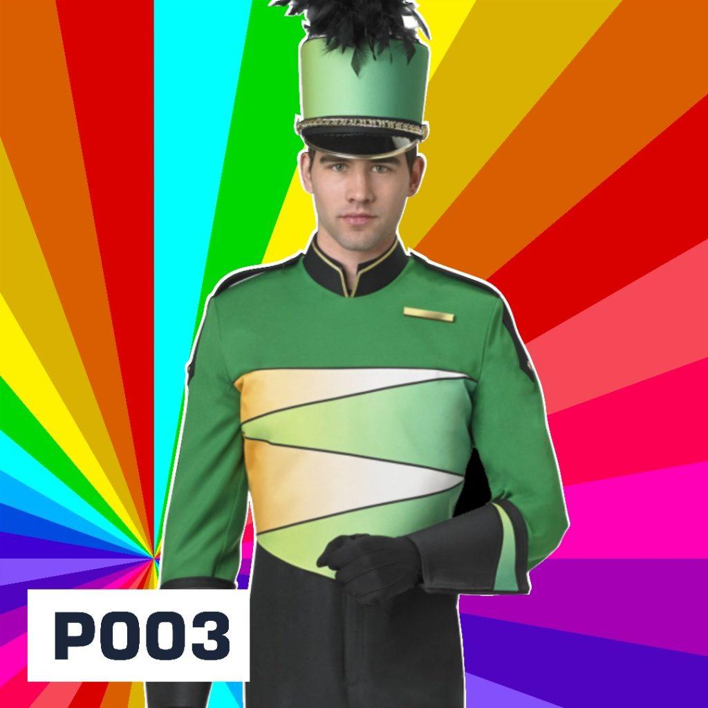 pengrajin kostum druumband smp