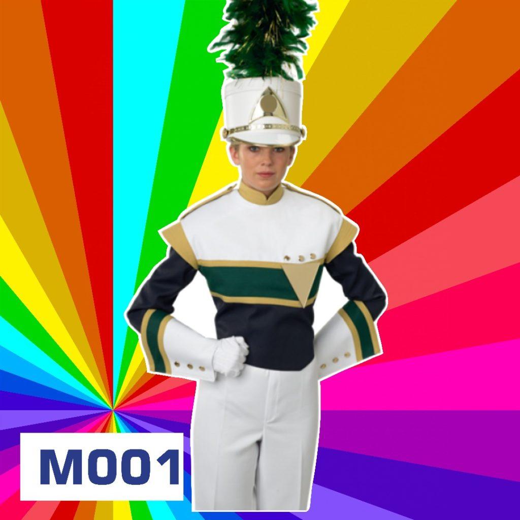 pengrajin kostum marchingband