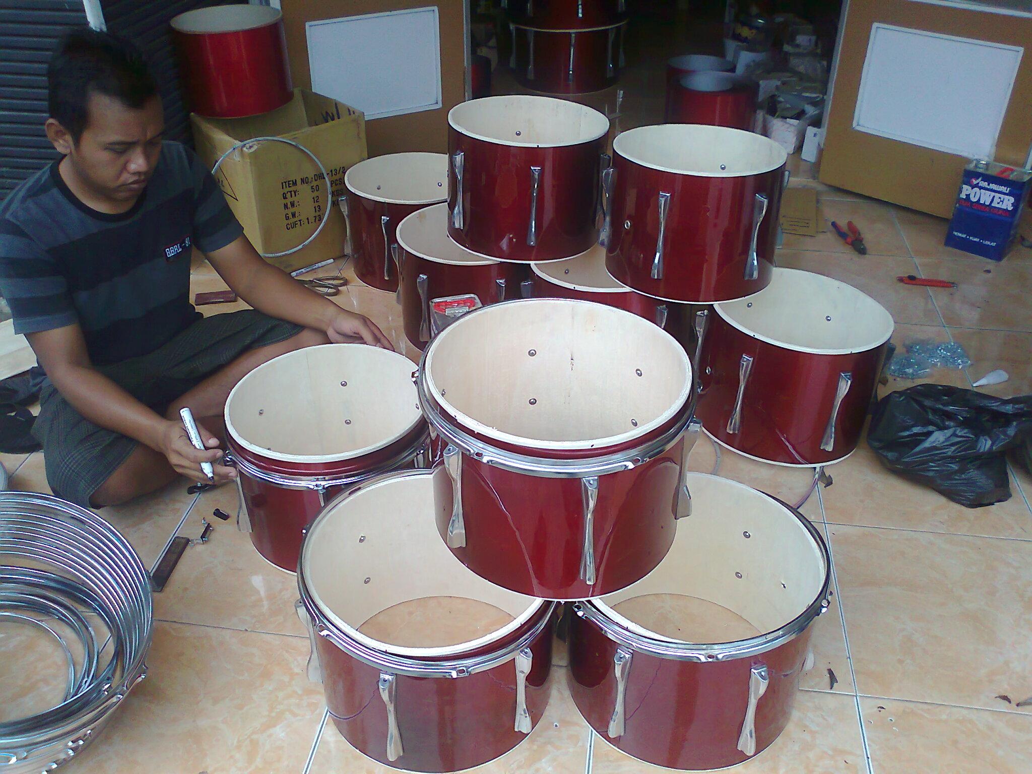 produksi drumband bantul jogja